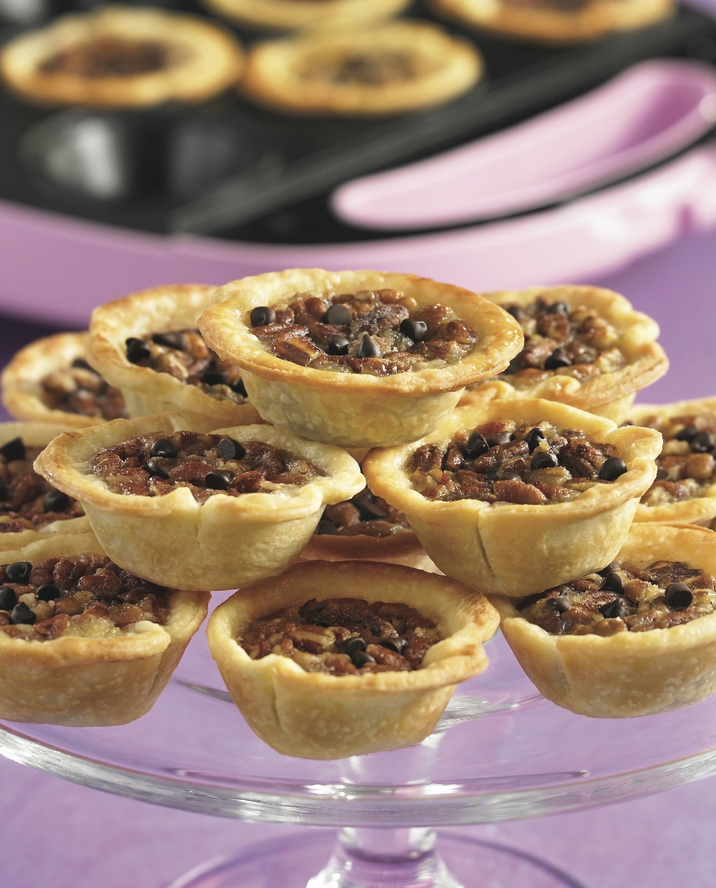 Southern Style Pecan Pies