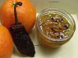 spicy seville orange marmalade