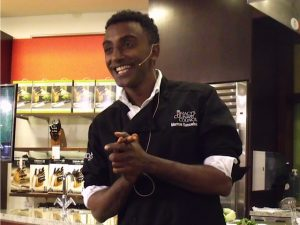 Chef Marcus Samuelsson – Macy's Culinary Council