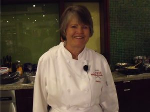 Chef Donna Talbott at Macy's