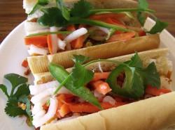 lees vegetarian sandwich