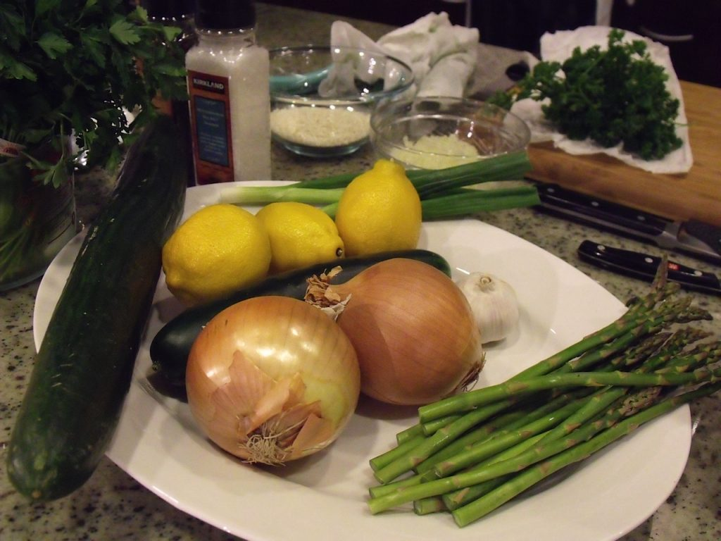 recipe ingredients