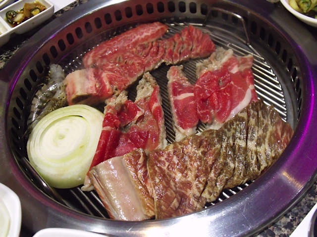 korean bbq meat