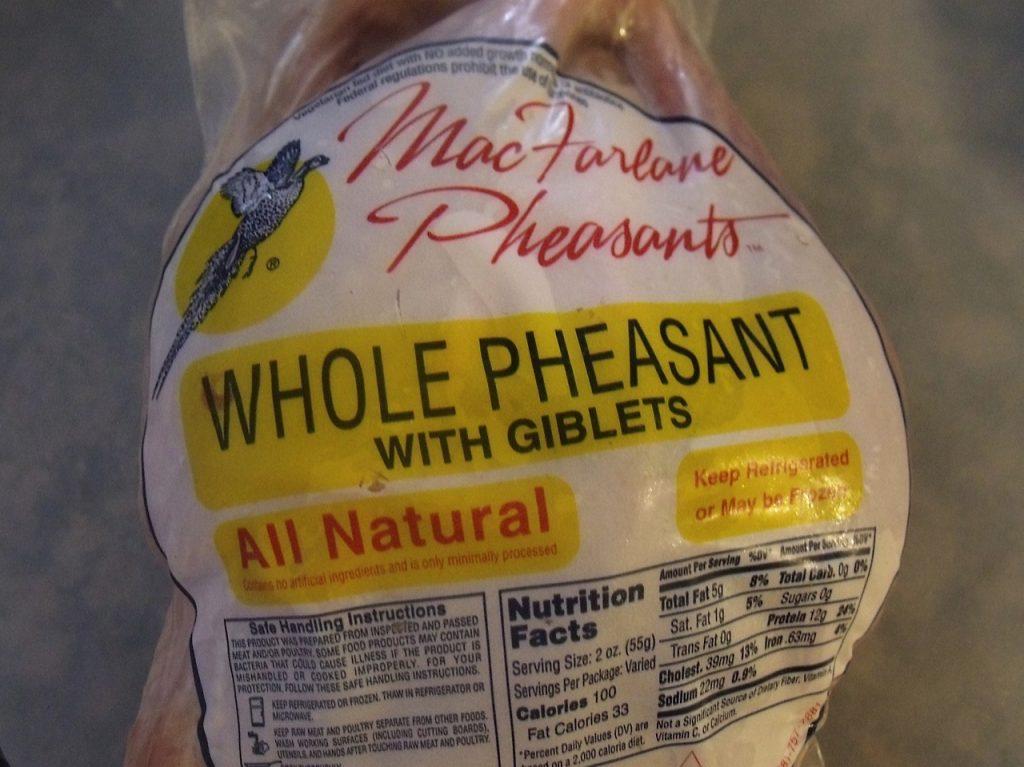 MacFarland Pheasant