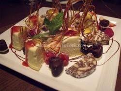 dessert at Antonello Ristorante