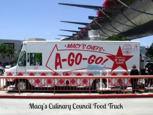Macy's Culinary Council Food Truck