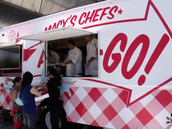 macys south coast plaza food truck