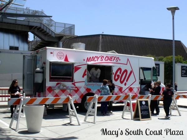 macys chefs food truck