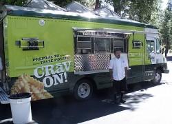 CravOn Lime Truck