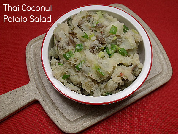 Thai Coconut Potato Salad