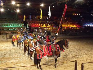 Medieval Times (Vegetarian) Dinner and Tournament – Buena Park, CA
