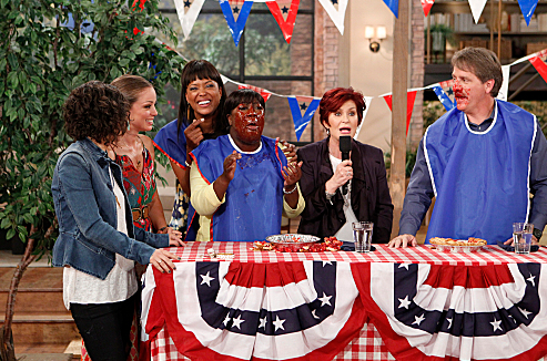 The Talk Pie Eating Contest