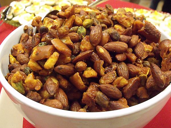 Hatch Chile Honey Mustard Pretzel & Nut Crunch