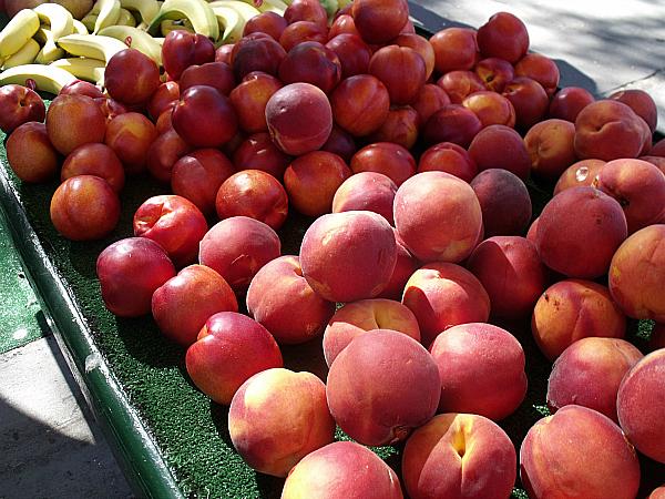 Fresh fruit at the OC Fair