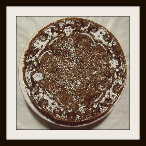 Chef Cat Cora's Olive Oil Cake