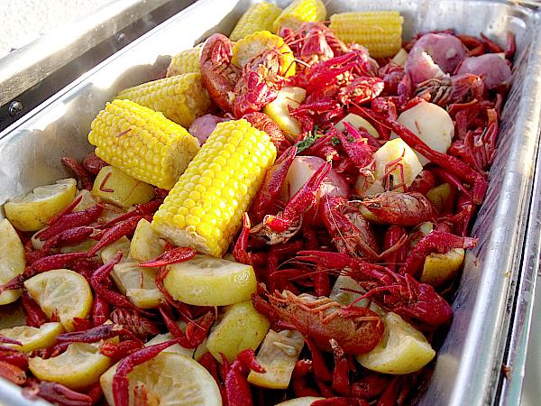 Crawfish   Ralph Brennanu0027s Jazz Kitchen   Downtown Disney   Anaheim, CA