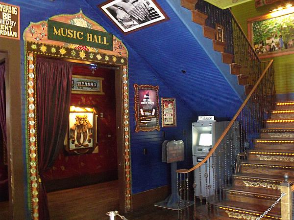 House of Blues Gospel Brunch - Downtown Disney - Anaheim, CA