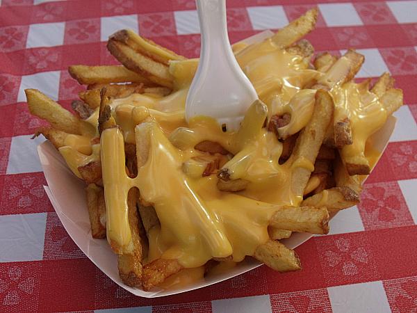 LAFair Cheese Fries