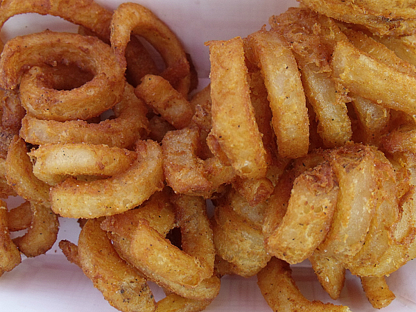 LAFair Curly Fries