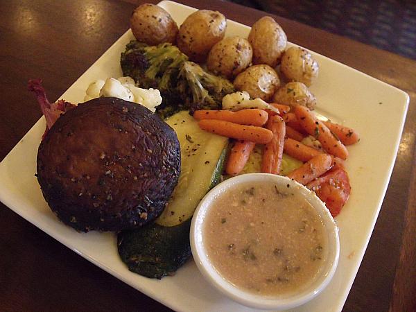 Marie Callender's Oven Roasted Vegetable Platter