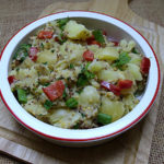 Vegan Mustard Potato Salad Recipe