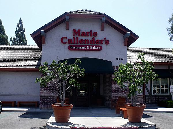 Marie Callender's Irvine, California