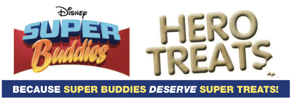 Disney Super Buddies Hero Treats