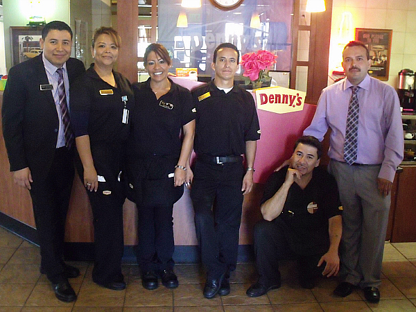 Denny's Staff - Lake Forest, CA