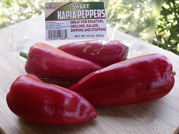 Kapia Sweet Peppers