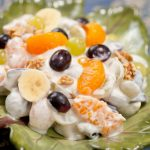 Gluten-free Fruit and Yogurt Medley with Walnuts