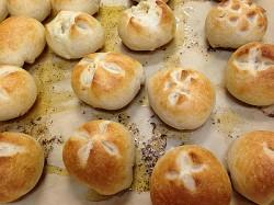 Le Pain Quotidien Bread Baking Class