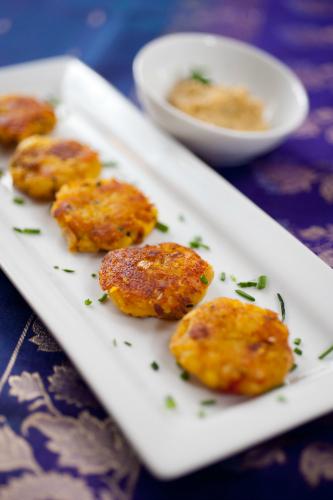 Gluten-free Potato Cutlets