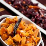 Gluten-free Sweet Potatoes with Coconut