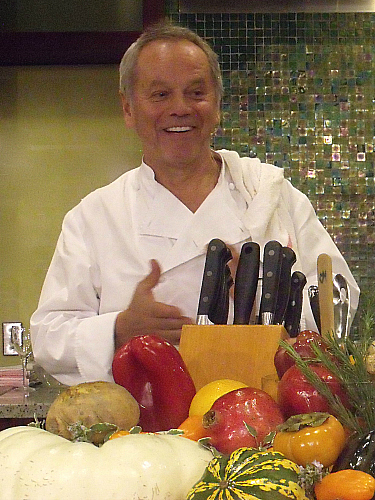 Wolfgang Puck at Macy's South Coast Plaza