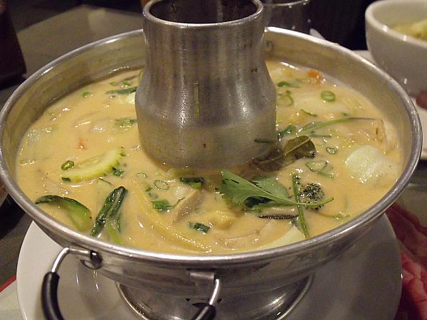 Tom Kha Kai Thai Soup