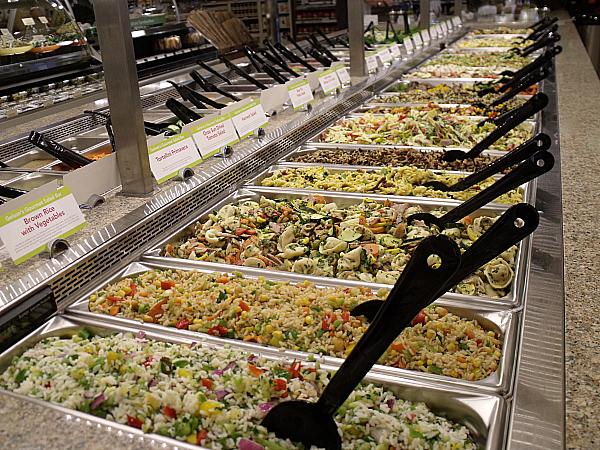 Gelson's Long Beach Prepared Foods
