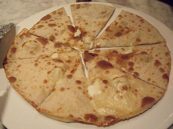 Appetizer at Antonello Ristorante
