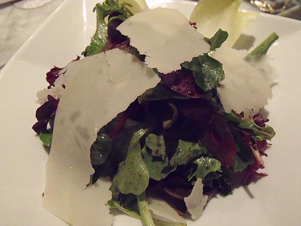 Garden Salad at Antonello Ristorante