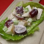 Korean Pear Waldorf Salad