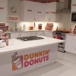 Dunkin' Donuts Coffee at Hungry Girl Headquarters