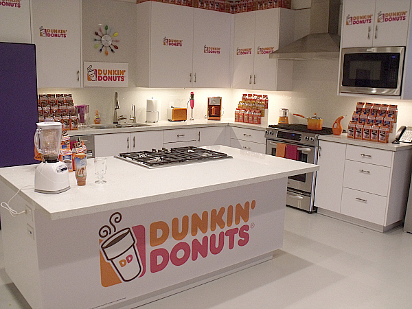 Dunkin' Donuts Coffee at Hungry Girl HQ