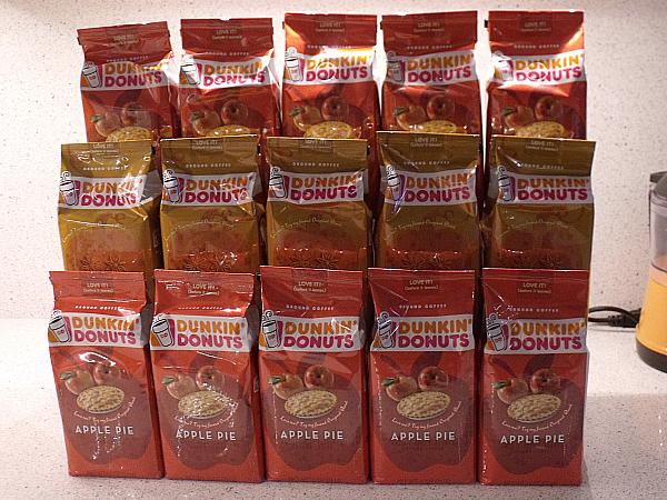 Dunkin' Donuts Coffee