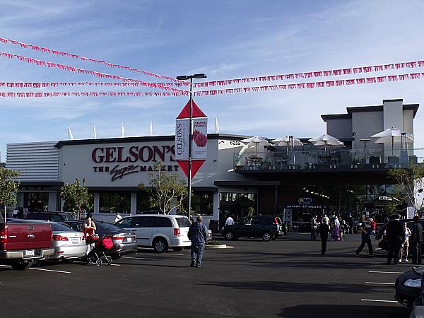 Gelson's Market Grand Opening Long Beach, CA