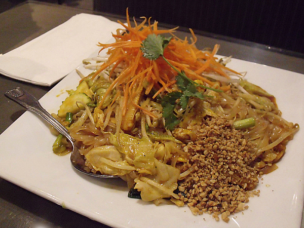 Pad Thai with Egg