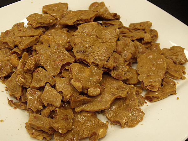 See's Candy Peanut Brittle