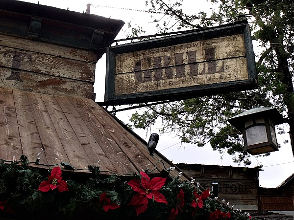 Knott's Berry Farm's Ghost Town Grill