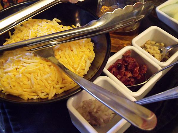 Cranberry Walnut Cheddar Fondue Ingredients