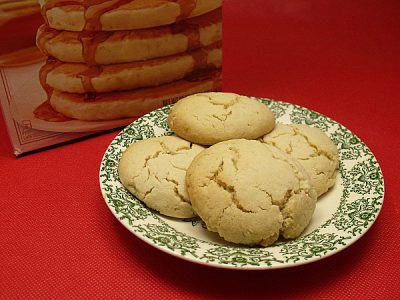 Easy Maple Syrup Pancake Mix Cookies - Just 3 Ingredients