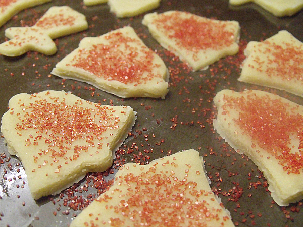 Mom's Sugar Cookie Recipe