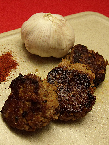 Homemade Turkey Sausage